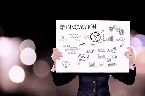 Innováció, Üzleti, Információk, Előadás, Grafikon